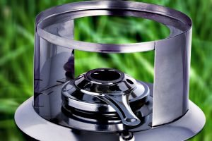A Wok Burner Outside - Best Outdoor Wok Burner Featured Image