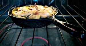 Cast Iron Skillet In The Oven - Best Oven Safe Cookware