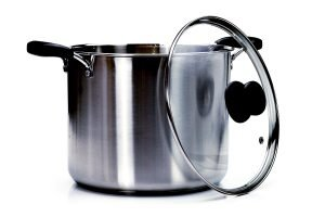 Stainless Steel Stockpot with transparent lid - best stainless steel stockpot