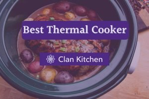 Best Thermal Cooker: A Thermal Cooker with stew